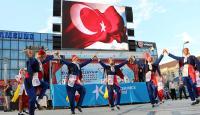 """""""Balkan Kervanı"""" Makedonya'da etkinlik düzenledi"""