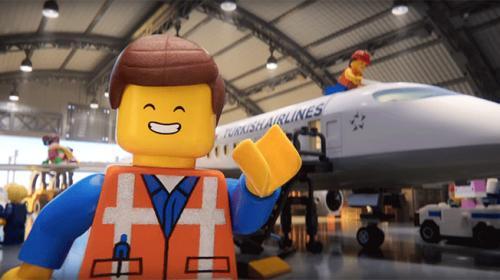 THYden LEGOlu reklam filmi