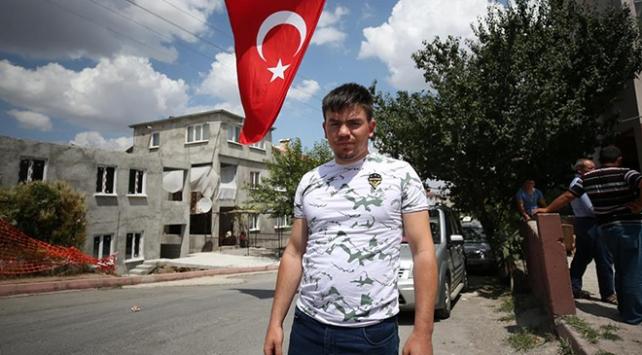 Astsubay Çavuş Serkan Karakaya: Eşimin ve çocuğumun öcünü almak istiyorum