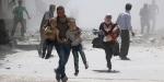Suriyede 1 ayda 887 sivil katledildi