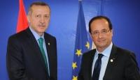 Başbakan Erdoğan, Hollande ile Görüştü