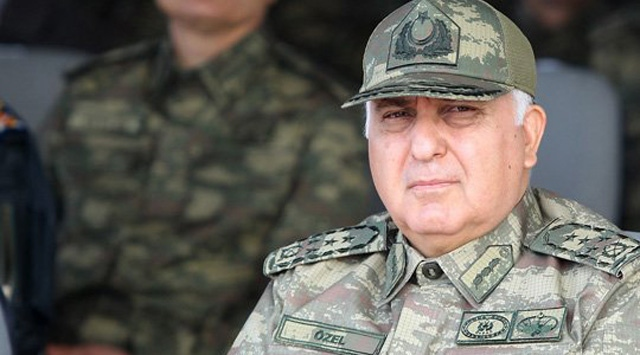 Genelkurmay Başkanı Necdet Özel, Demirtaşı mahkum etti