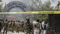 Taliban Otele Saldırdı