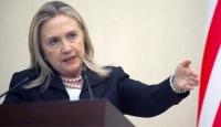 Clinton'dan BM'ye Çağrı