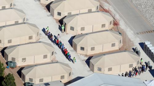 ABD göçmen merkezlerinde çocuklara anti-depresan verildiği iddia edildi