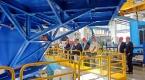 Türkiyenin en büyük teleskobunun ilk testi yapıldı