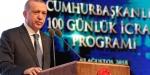 """Cumhurbaşkanı Erdoğan """"100 Günlük Eylem Planı""""nı açıkladı"""
