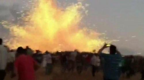 İsrail, Filistinlileri böyle bombaladı