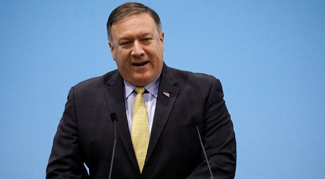 ABD Dışişleri Bakanı Mike Pompeodan Türkiyeyle iş birliği açıklaması