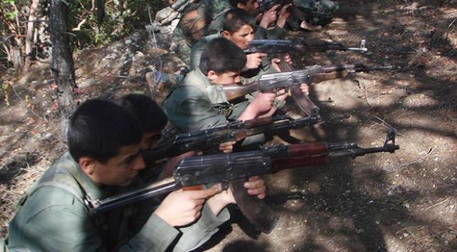 YPG/PKKnın çocukları savaştırdığı bir kez daha kanıtlandı