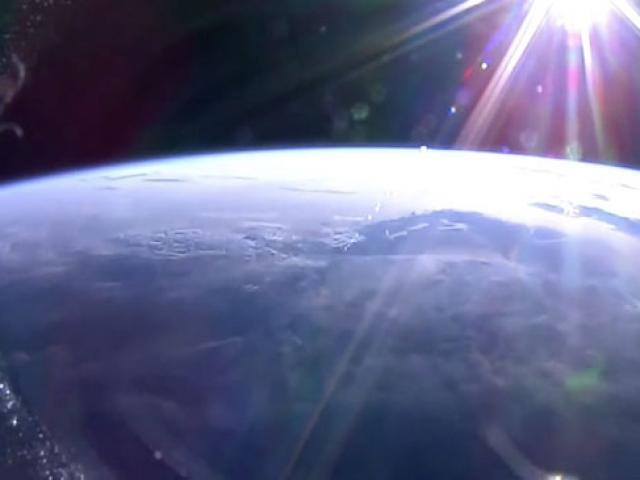 Uluslararası Uzay İstasyonunda Güneş 16 kez doğuyor