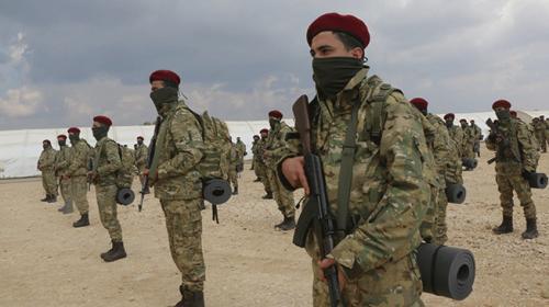 ÖSOya bin 200 yeni asker