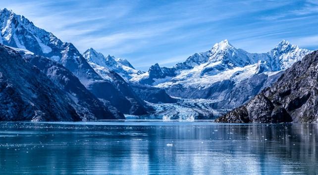 Alaskada ilk kez terizinozor ayak izine rastlandı