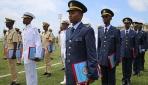 Somali Türk Görev Kuvveti Komutanlığında mezuniyet heyecanı