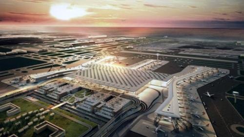 Bakan Turhandan İstanbul Yeni Havalimanı açıklaması