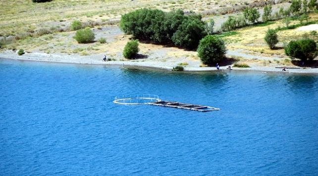 Volkanik kayaçlardaki Aygır Gölüne ilgi artıyor