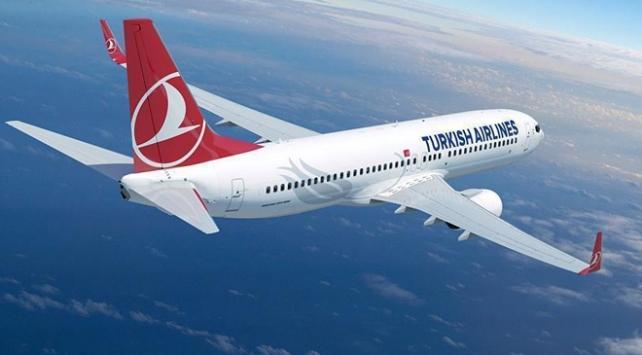 Türk Hava Yolları tarihinin en yüksek doluluk oranına ulaştı