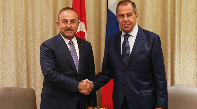 Rusya Dışişleri Bakanı Lavrov Ankaraya geliyor