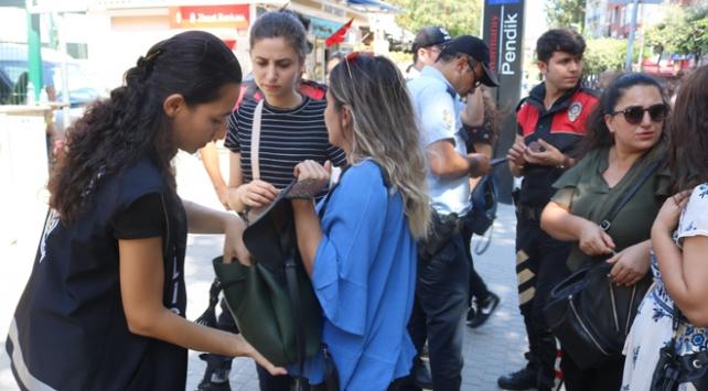 İstanbulda 39 ilçede Kurt Kapanı operasyonu