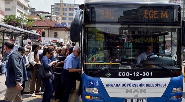 Ankarada yaşlı serbest kart bedeli düşürüldü