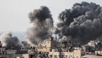 İsrailden Gazzeye hava saldırısı: 18 yaralı