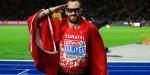 Ramil Guliyev erkekler 200 metrede altın madalya kazandı