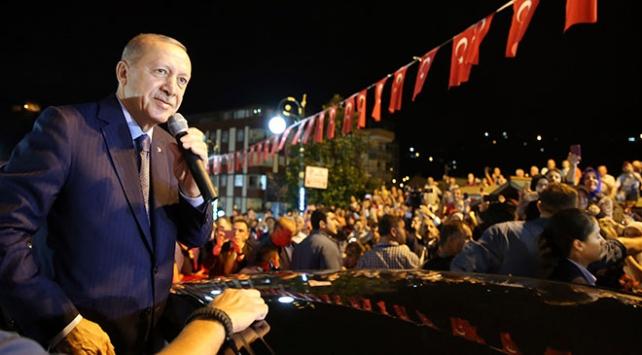 Cumhurbaşkanı Erdoğandan dolar açıklaması