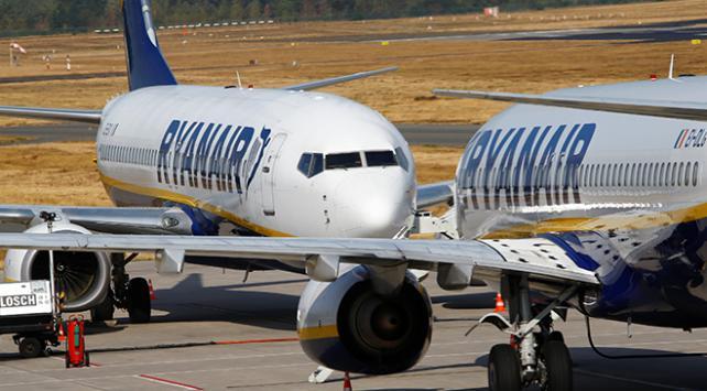 Avrupadaki havayolu krizi sürüyor
