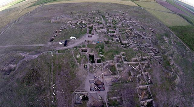 """""""Eskişehirin bilinen en eski şehri"""" gün yüzüne çıkarılıyor"""