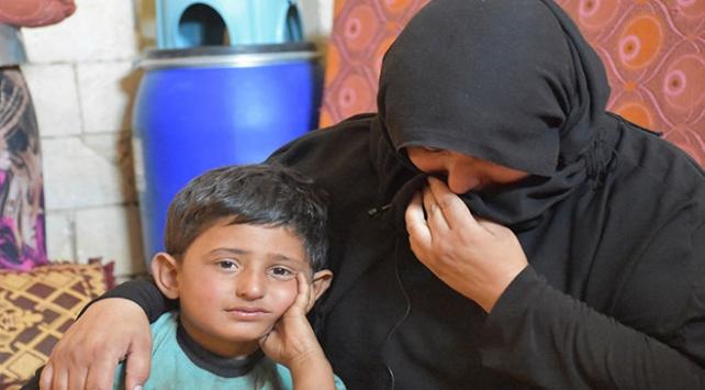 7 yaşındaki Suriyeli Yusuf büyüyünce fakirlere para dağıtmak istiyor