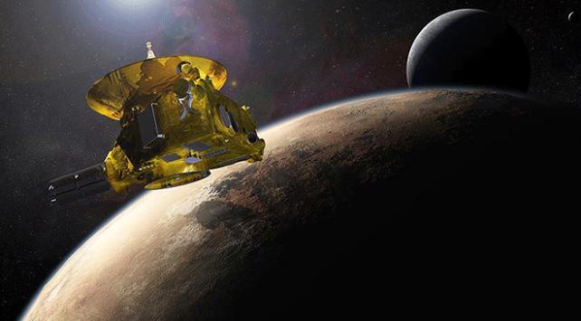 NASAnın uzay aracı Güneş Sisteminde morötesi parıltı tespit etti