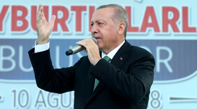 Cumhurbaşkanı Erdoğan: Yastık altında doları, altını olan bozdursun