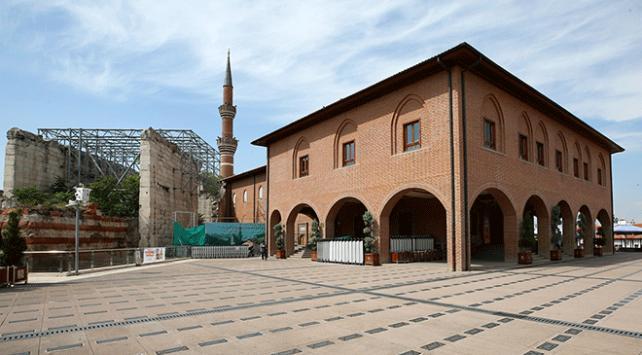 Ankaranın kültür hazinesi: Hacı Bayram