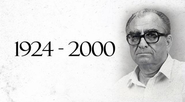 Türkiyenin ilk sinema profesörü Alim Şerif Onaranın vefatının 18inci yılı