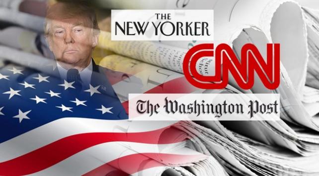 ABD medyasında Trumpın Türkiye kararına tepki