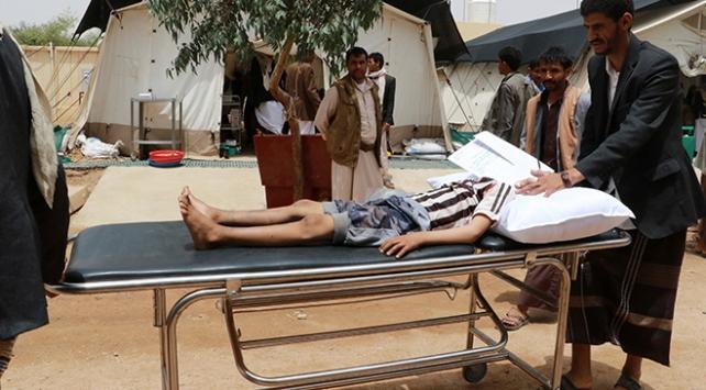 Yemende 2 bin 400 çocuk hayatını kaybetti