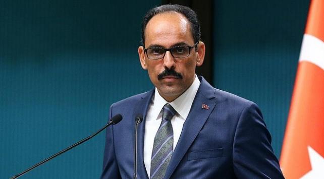 Cumhurbaşkanlığı Sözcüsü Kalın: ABD yönetimi Türkiyeyi kaybetme riskiyle karşı karşıya