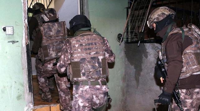 İstanbulda terör örgütü PKKya operasyon: 9 gözaltı