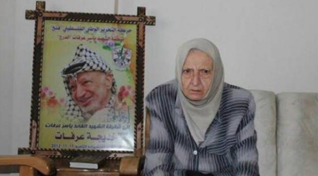 Eski Filistin Devlet Başkanı Yasir Arafatın kız kardeşi vefat etti