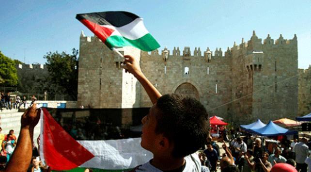 Cezayirden uluslararası topluma Filistin çağrısı