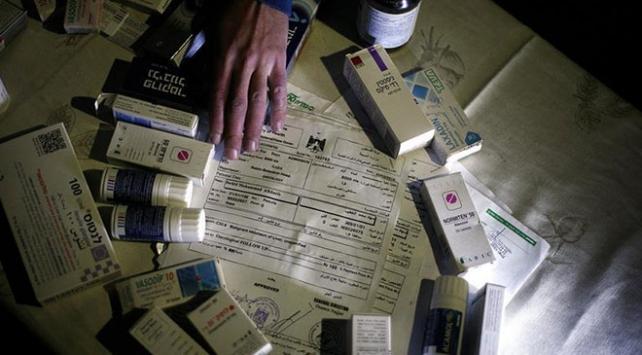 Gazzede kemoterapi ilaçları tükendi