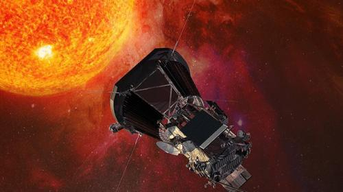 NASA Güneş keşif uydusunu uzaya fırlattı