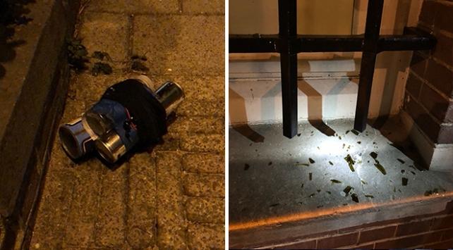 Türkiyenin Amsterdam Başkonsolosluğuna molotoflu saldırı