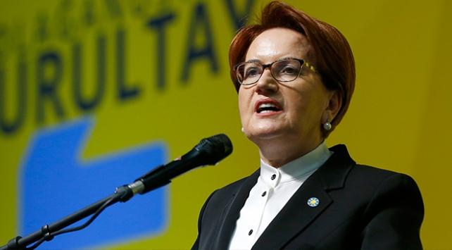 İyi Partide Akşener yeniden Genel Başkan seçildi