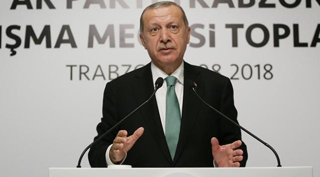 Cumhurbaşkanı Erdoğandan ABDye sert tepki