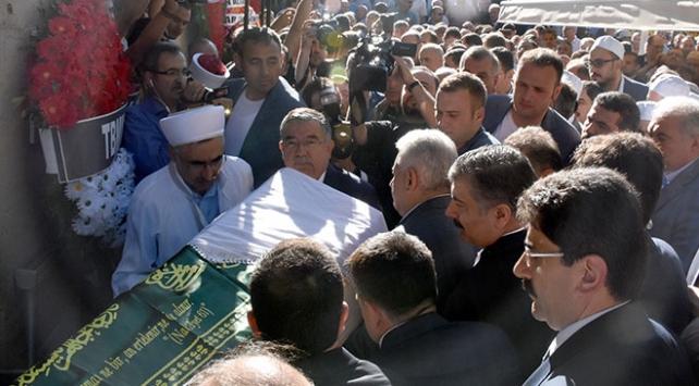AK Parti Sivas Milletvekili İsmet Yılmazın acı günü