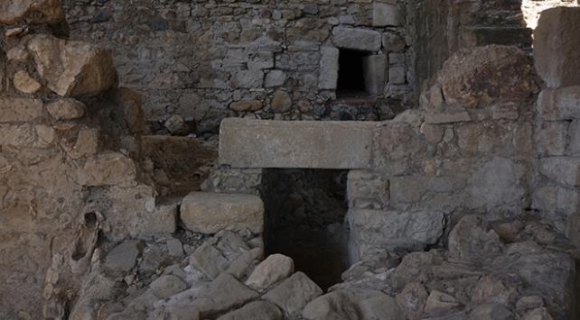 """Antandros Antik Kentinde """"endüstriyel alan"""" kazıları sürüyor"""