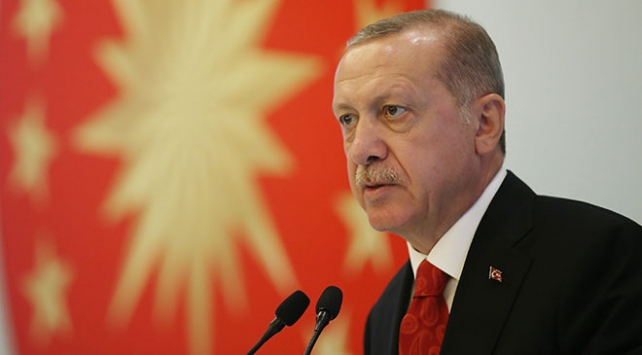 Cumhurbaşkanı Recep Tayyip Erdoğan Trabzonda konuştu