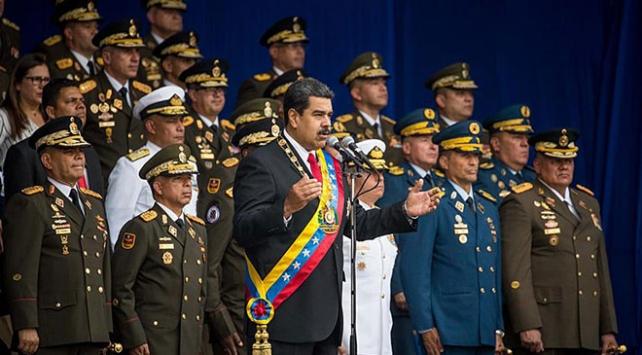 Madurodan suikast girişimi soruşturmasında FBI açıklaması