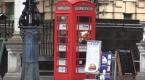 İngilterenin ikonik telefon kulübeleri alternatif kullanımlarla canlanıyor